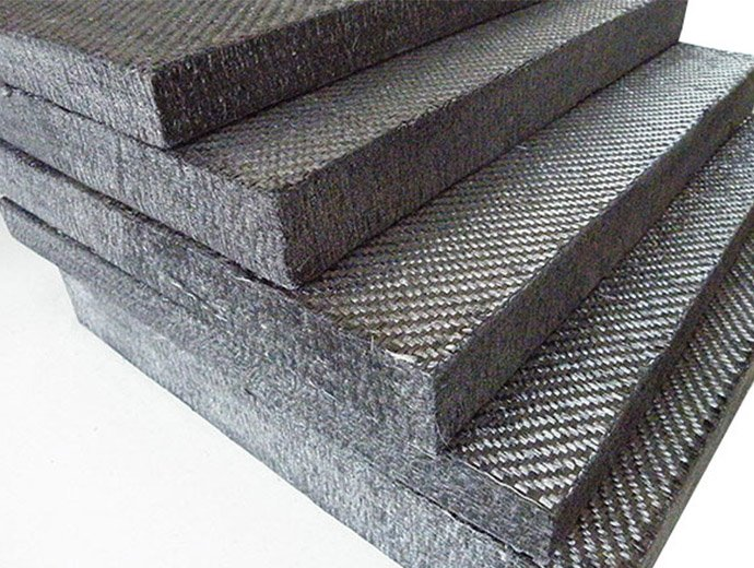 Pan-based Rigid graphite felt (137)