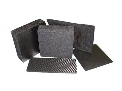 Rayon-based Rigid graphite felt