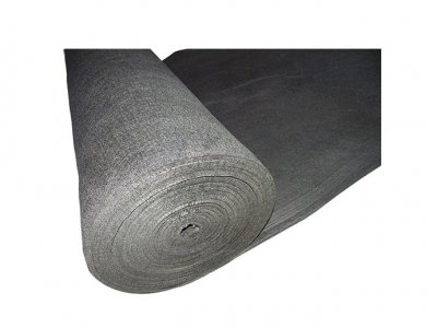 RAYON-based graphite soft felt
