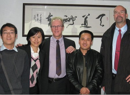 Delegation of Netherlands Came to Visit Our Company (Nov. 2015),Company News